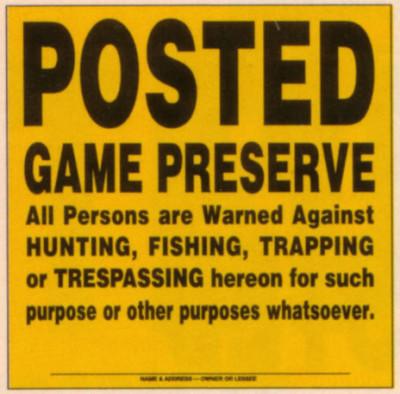 game_preserve