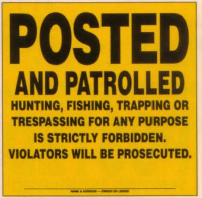 no_hunting_trespassing_patrolled