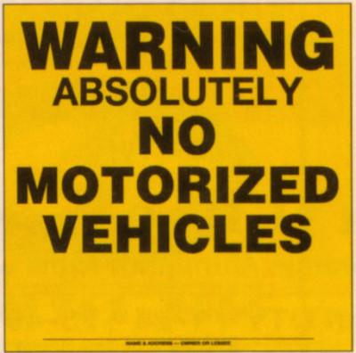 no_motarized_vehicles