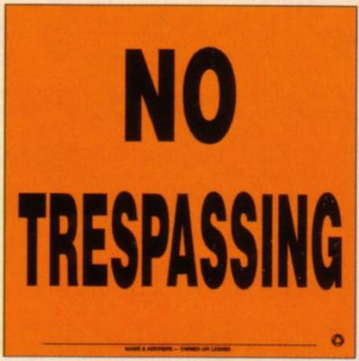 no_trespadding