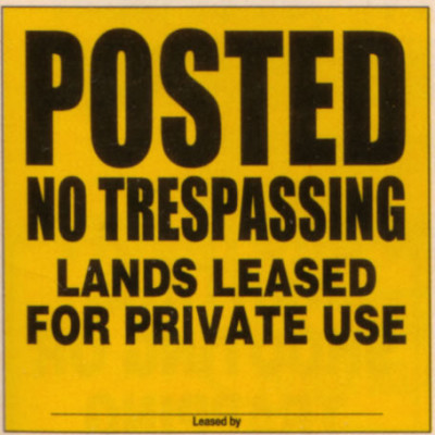 no_trespassing_land_leased
