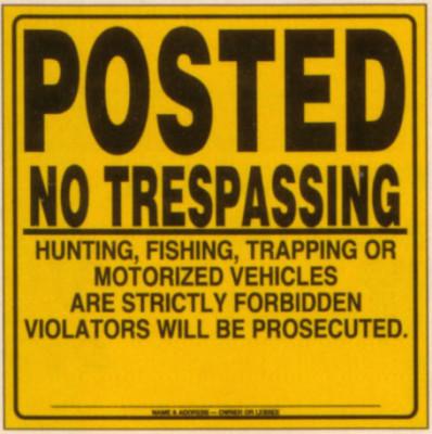 no_trespassing_violators_prosecuted